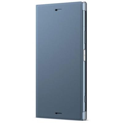 Sony SCSG50 flipové púzdro pre Sony XZ1, modré