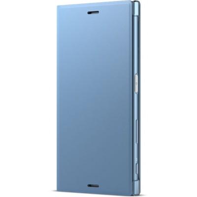 Sony SCSG20 flipové púzdro pre Sony XZs, modré