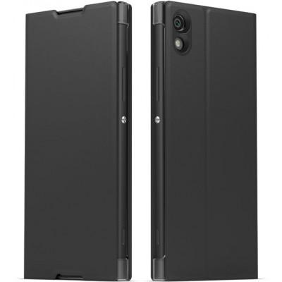 Sony SCSG30 flipové púzdro pre Sony XA1, čierne