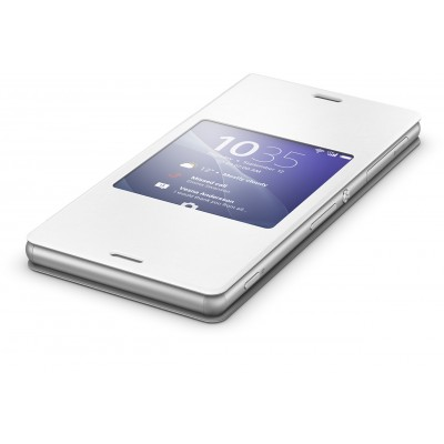 Sony Style Cover SCR24 white